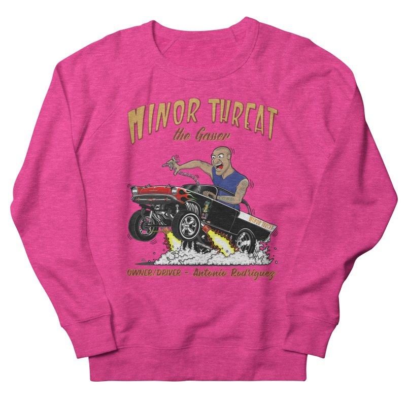 57 Gasser MINOR THREAT, rev 2.0 Women's Sweatshirt by screamnjimmy's Artist Shop