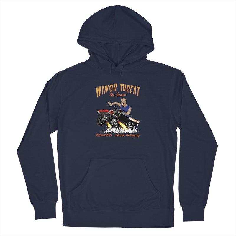57 Gasser MINOR THREAT, rev 2.0 Men's Pullover Hoody by screamnjimmy's Artist Shop