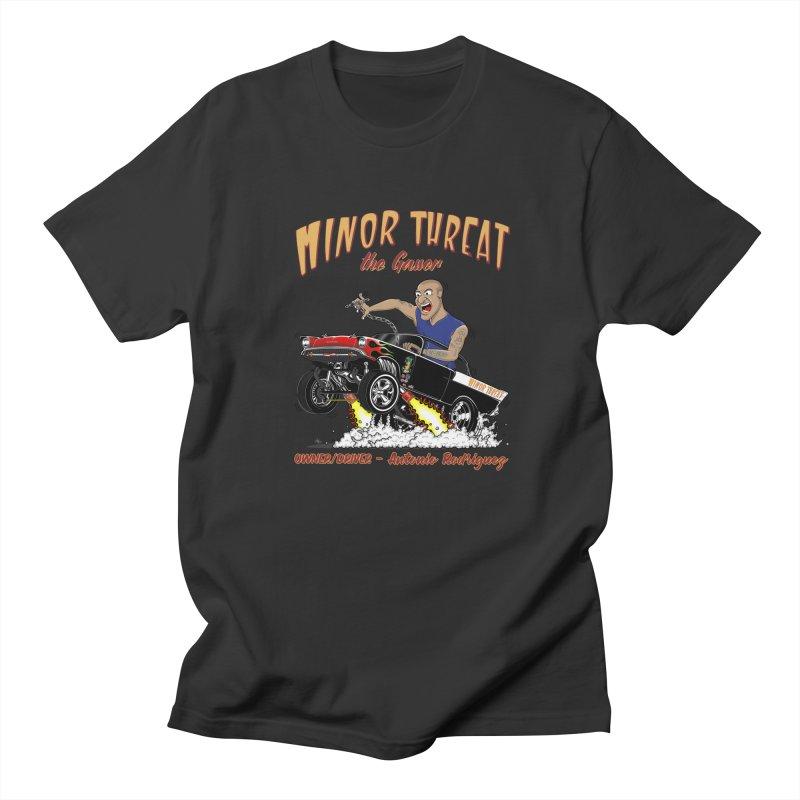 57 Gasser MINOR THREAT, rev 2.0 Women's Regular Unisex T-Shirt by screamnjimmy's Artist Shop