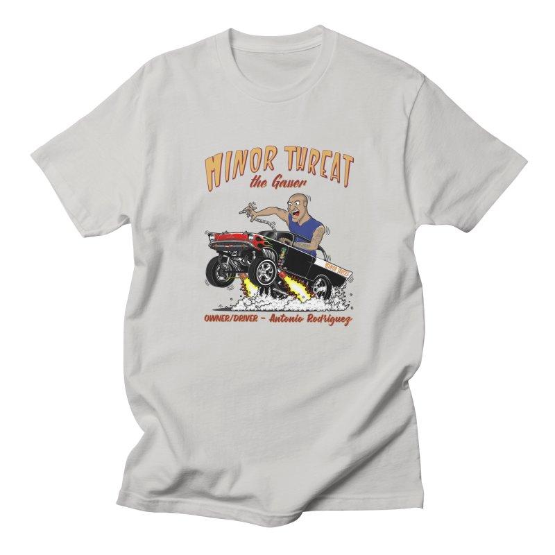 57 Gasser MINOR THREAT, rev 2.0 Women's Unisex T-Shirt by screamnjimmy's Artist Shop