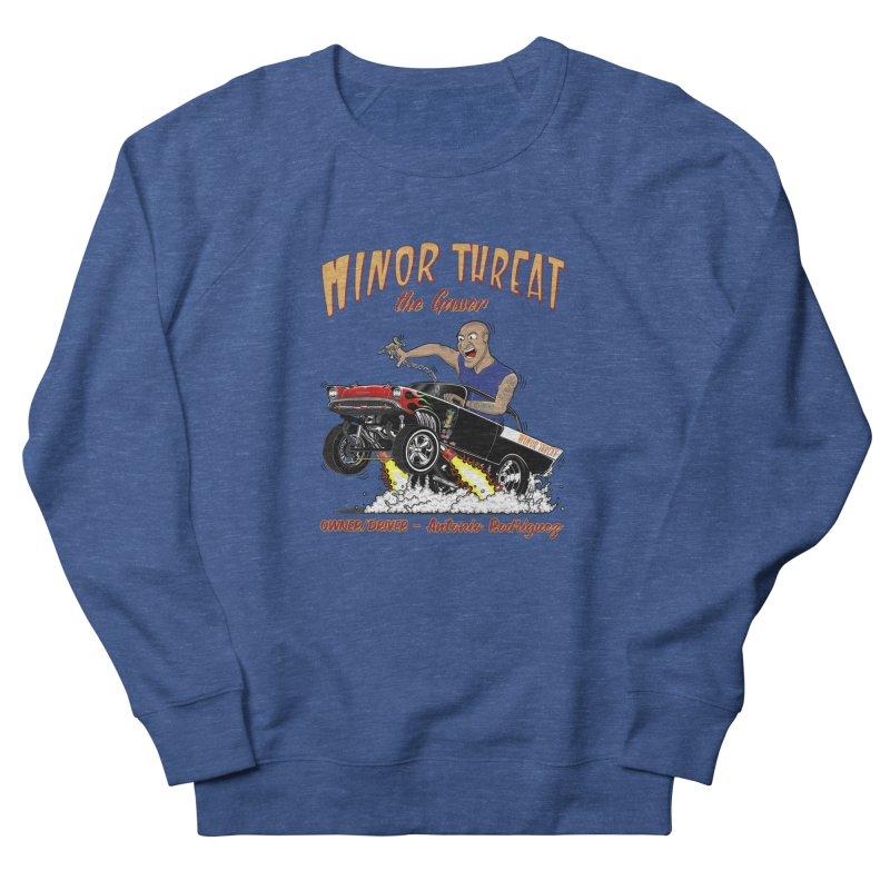 57 Gasser MINOR THREAT, rev 2.0 Men's Sweatshirt by screamnjimmy's Artist Shop