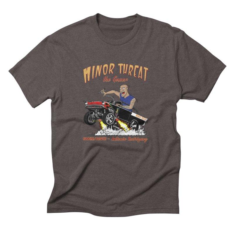 57 Gasser MINOR THREAT, rev 2.0 Men's T-Shirt by screamnjimmy's Artist Shop