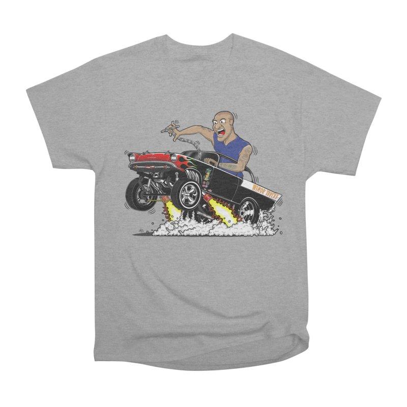 57 Gasser MINOR THREAT, rev 1.0 Women's Classic Unisex T-Shirt by screamnjimmy's Artist Shop