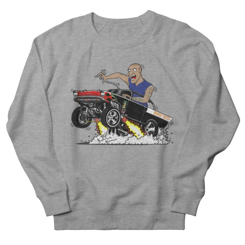 57 Gasser MINOR THREAT, rev 1.0 Women's Sweatshirt by screamnjimmy's Artist Shop