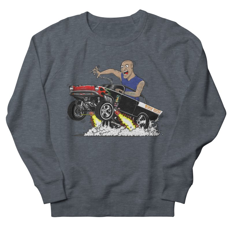 57 Gasser MINOR THREAT, rev 1.0 Men's Sweatshirt by screamnjimmy's Artist Shop