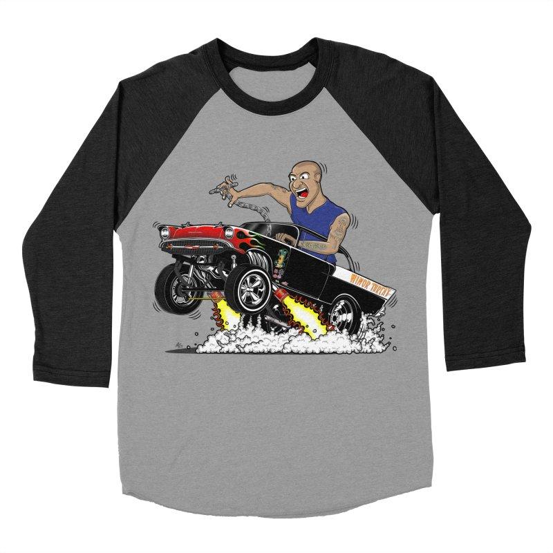 57 Gasser MINOR THREAT, rev 1.0 Women's Baseball Triblend T-Shirt by screamnjimmy's Artist Shop