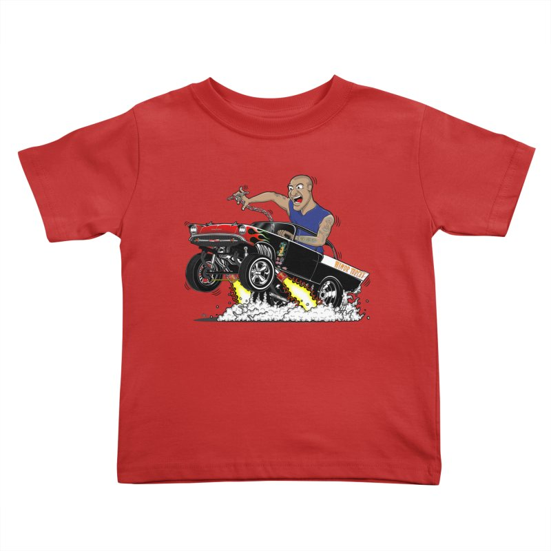 57 Gasser MINOR THREAT, rev 1.0 Kids Toddler T-Shirt by screamnjimmy's Artist Shop
