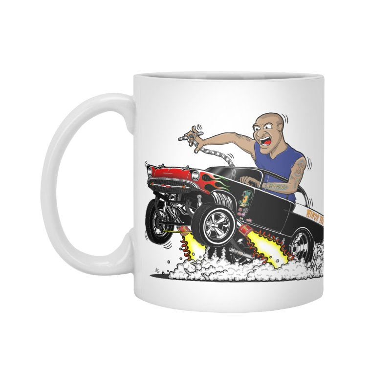 57 Gasser MINOR THREAT, rev 1.0 Accessories Mug by screamnjimmy's Artist Shop