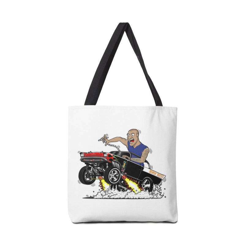 57 Gasser MINOR THREAT, rev 1.0 Accessories Bag by screamnjimmy's Artist Shop