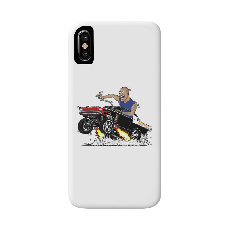 57 Gasser MINOR THREAT, rev 1.0 Accessories Phone Case by screamnjimmy's Artist Shop