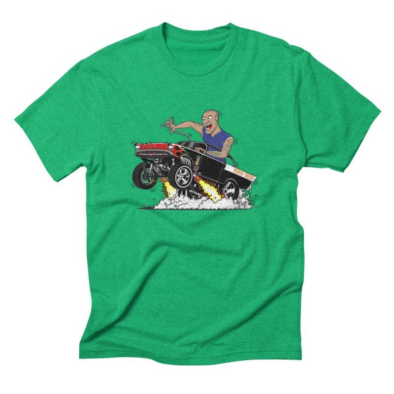 57 Gasser MINOR THREAT, rev 1.0 Men's T-Shirt by screamnjimmy's Artist Shop