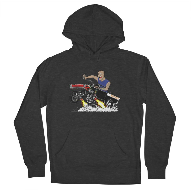 57 Gasser MINOR THREAT, rev 1.0 Men's French Terry Pullover Hoody by screamnjimmy's Artist Shop