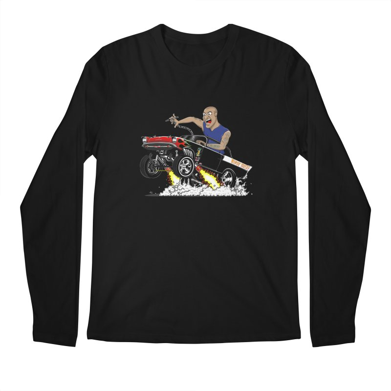 57 Gasser MINOR THREAT, rev 1.0 Men's Regular Longsleeve T-Shirt by screamnjimmy's Artist Shop