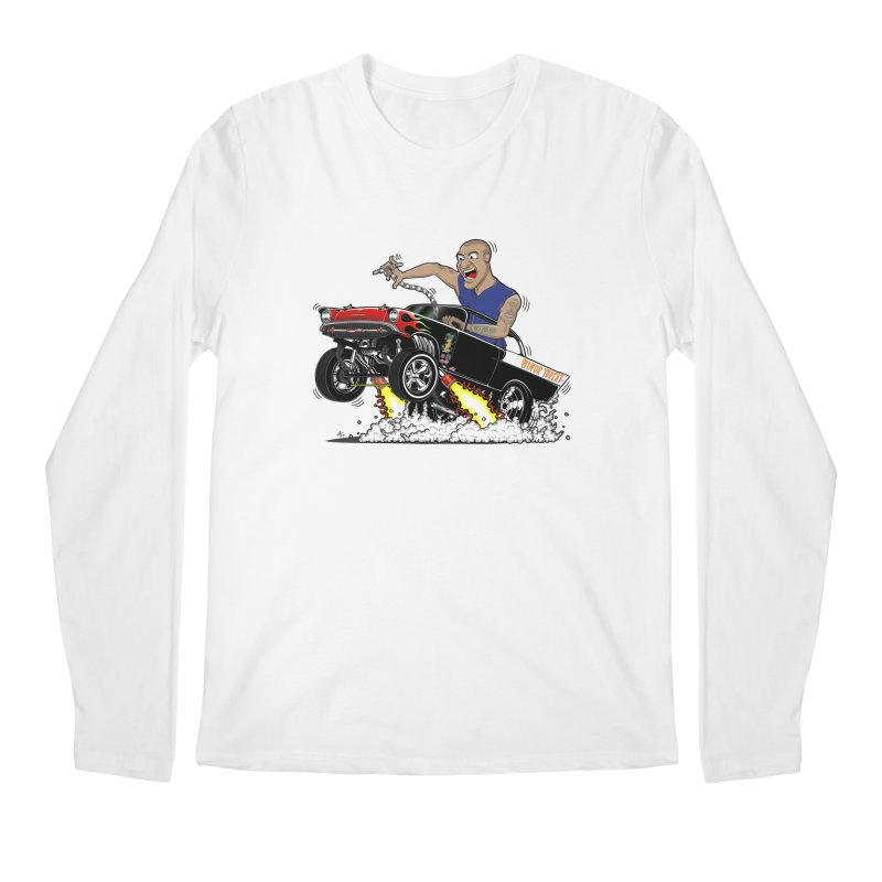 57 Gasser MINOR THREAT, rev 1.0 Men's Longsleeve T-Shirt by screamnjimmy's Artist Shop