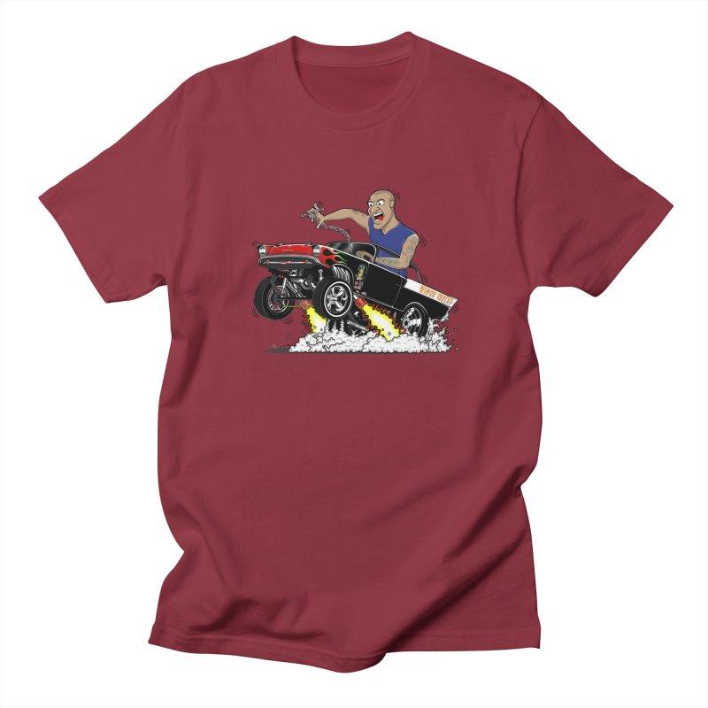 57 Gasser MINOR THREAT, rev 1.0 Women's Regular Unisex T-Shirt by screamnjimmy's Artist Shop