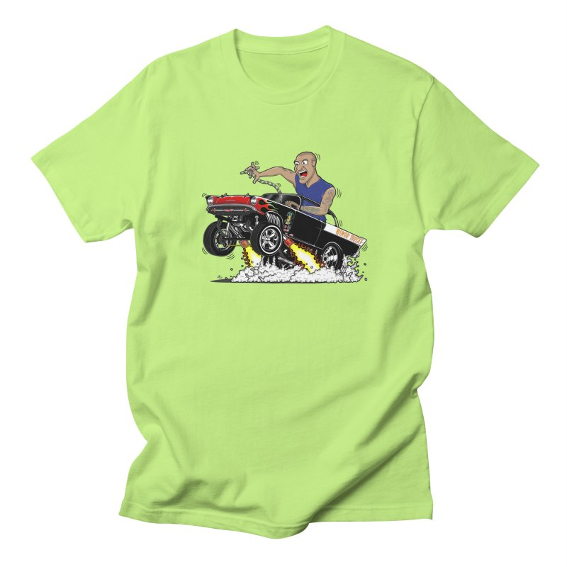 57 Gasser MINOR THREAT, rev 1.0 Women's Unisex T-Shirt by screamnjimmy's Artist Shop