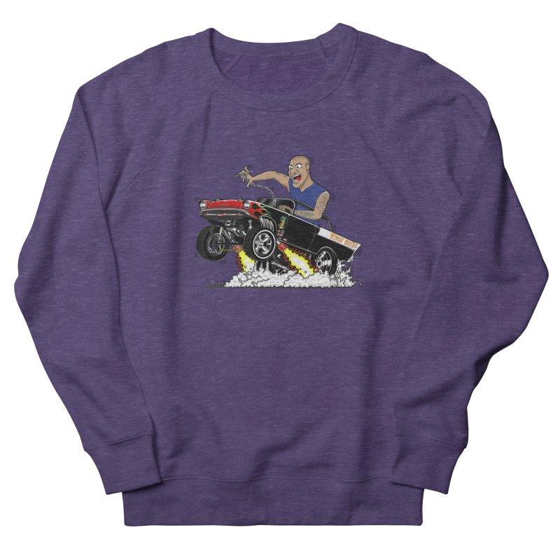 57 Gasser MINOR THREAT, rev 1.0 Women's French Terry Sweatshirt by screamnjimmy's Artist Shop