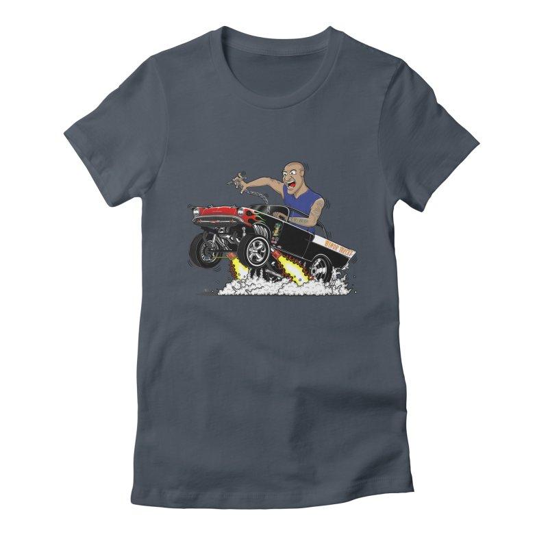 57 Gasser MINOR THREAT, rev 1.0 Women's T-Shirt by screamnjimmy's Artist Shop