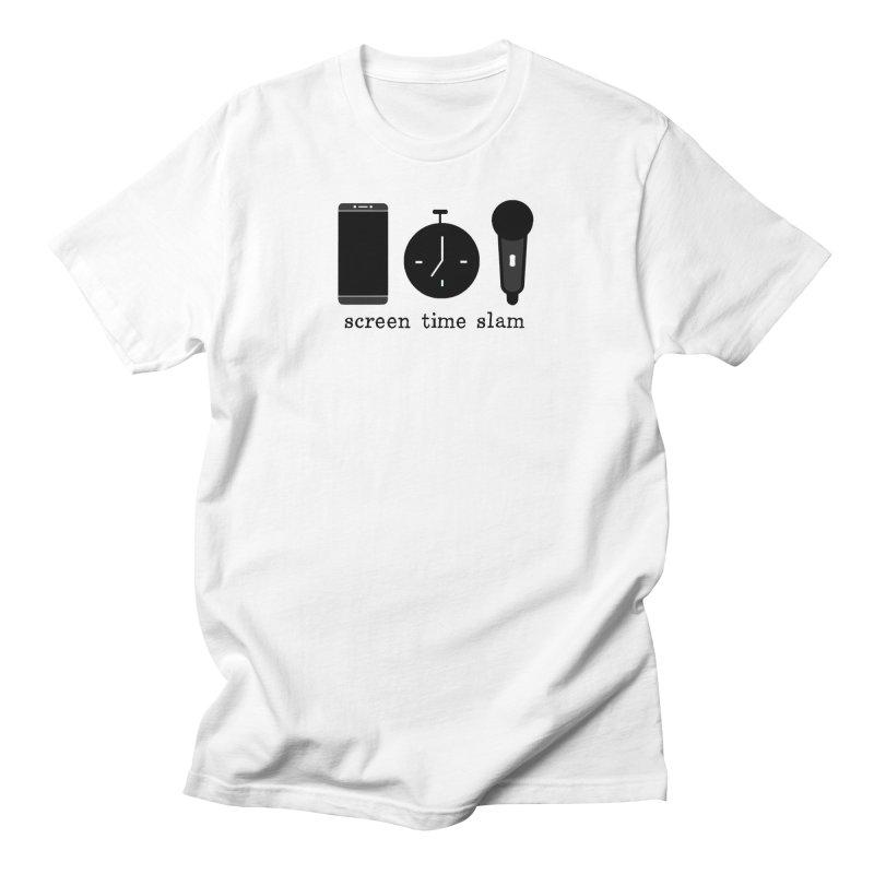 Screen Time Slam Men's T-Shirt by ScreenTimeSlam's Artist Shop