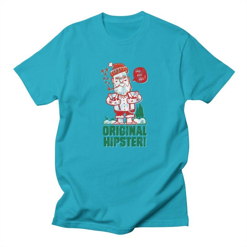Original Hipster! Women's Unisex T-Shirt by scribblekid's Artist Shop
