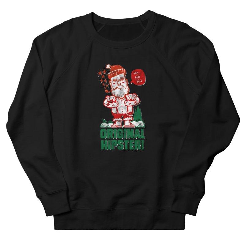 Original Hipster! Men's Sweatshirt by scribblekid's Artist Shop