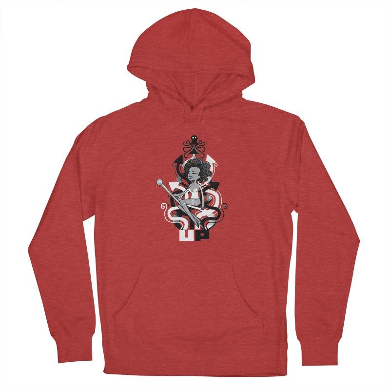 Pin Up Men's Pullover Hoody by scribblekid's Artist Shop