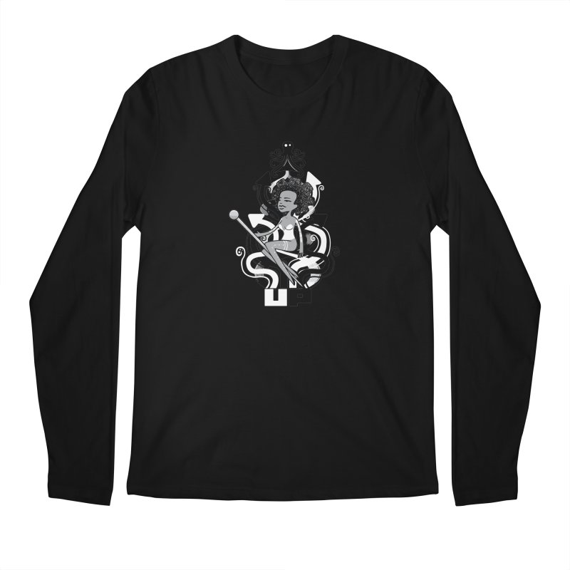 Pin Up Men's Longsleeve T-Shirt by scribblekid's Artist Shop