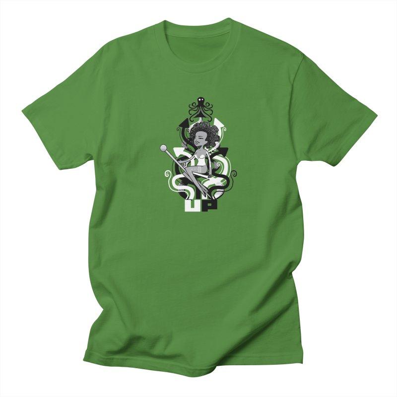 Pin Up Men's T-Shirt by scribblekid's Artist Shop