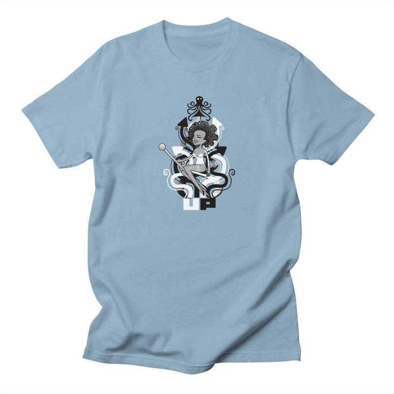 Pin Up Women's Unisex T-Shirt by scribblekid's Artist Shop