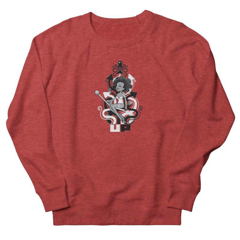 Pin Up Men's Sweatshirt by scribblekid's Artist Shop