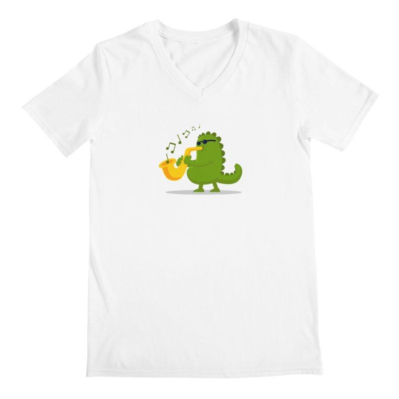 Dino Jazz   by scribblekid's Artist Shop