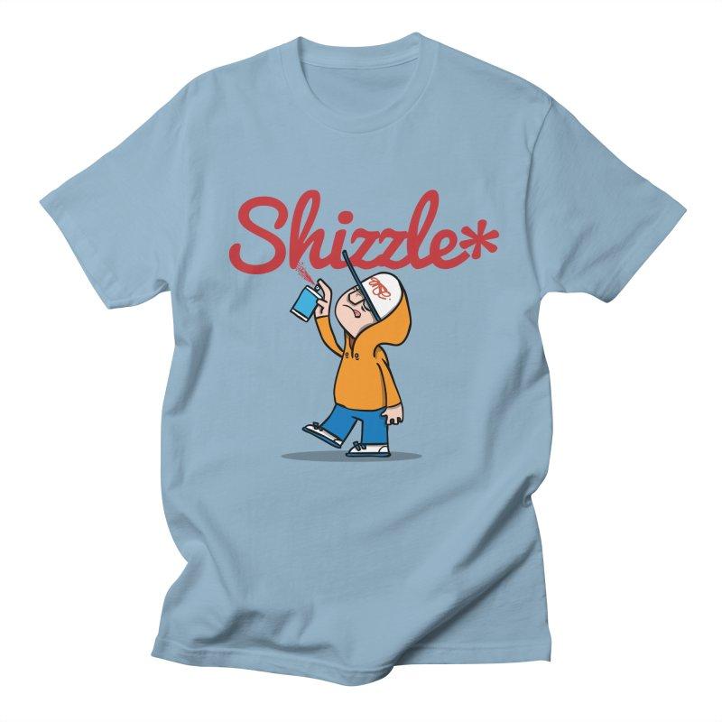 #Shizzle Press Men's T-Shirt by scribblekid's Artist Shop