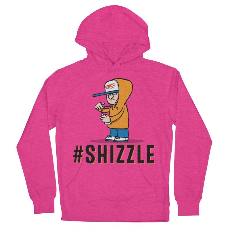 #Shizzle Press Men's Pullover Hoody by scribblekid's Artist Shop