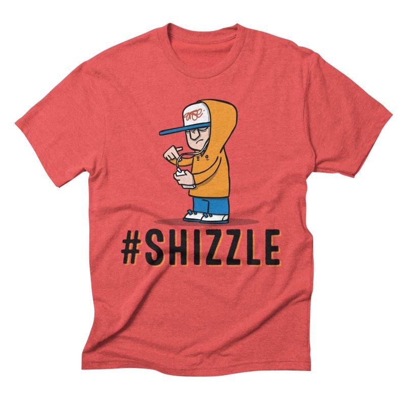 #Shizzle Press Men's Triblend T-shirt by scribblekid's Artist Shop
