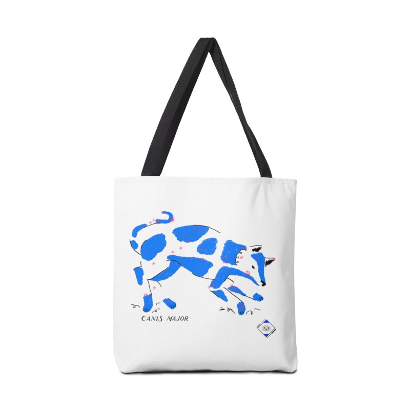 Canis Major Accessories Bag by scriptandseal's Artist Shop