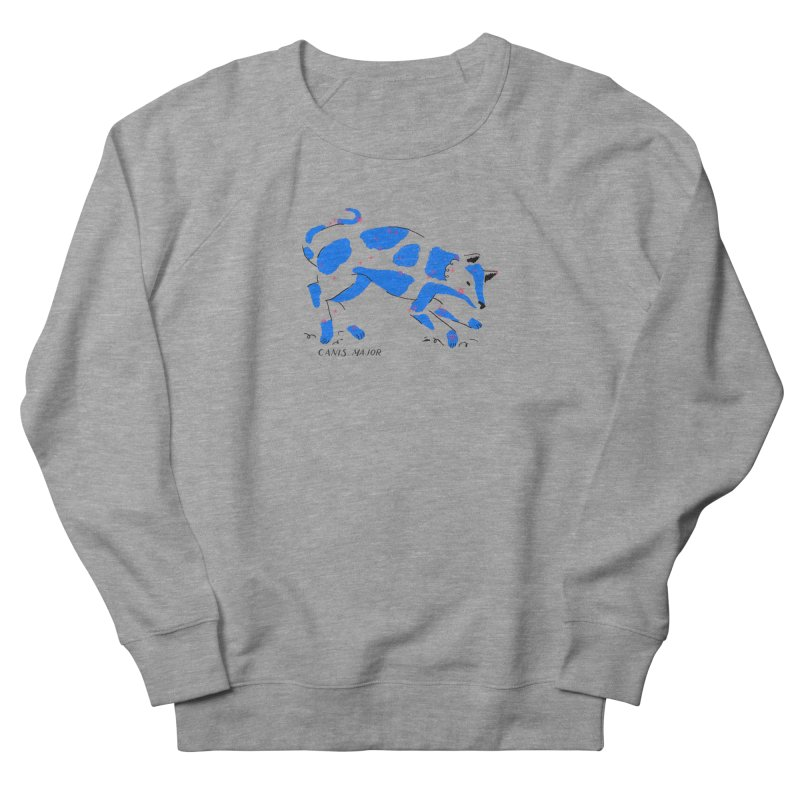 Canis Major Men's Sweatshirt by scriptandseal's Artist Shop