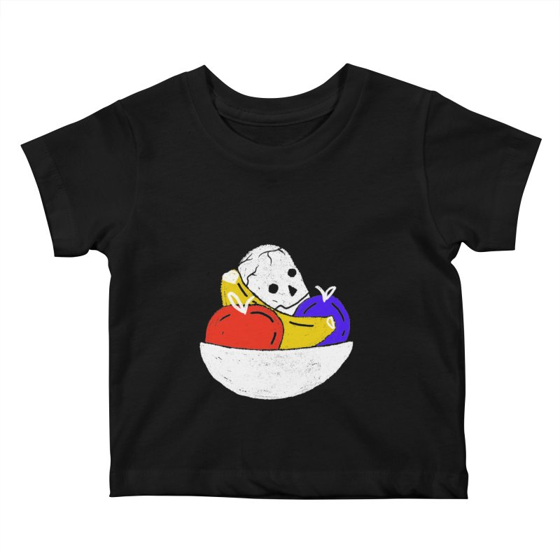 Still Life Kids Baby T-Shirt by scriptandseal's Artist Shop