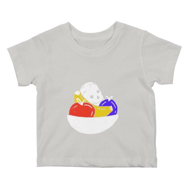 Still Life Kids Baby T-Shirt by scriptandseal's Artist Shop