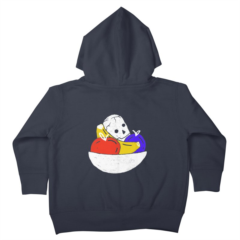 Still Life Kids Toddler Zip-Up Hoody by scriptandseal's Artist Shop