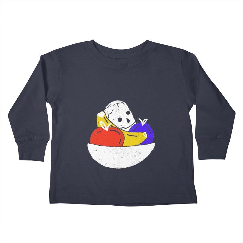 Still Life Kids Toddler Longsleeve T-Shirt by scriptandseal's Artist Shop
