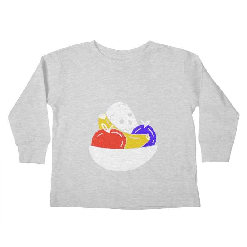 Still Life Kids Toddler Longsleeve T-Shirt by scriptandseal's Artist Shop