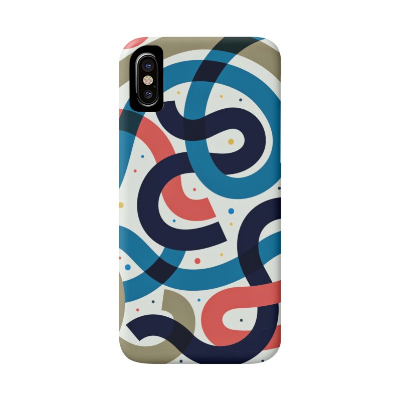 Snakes Accessories Phone Case by scriptandseal's Artist Shop