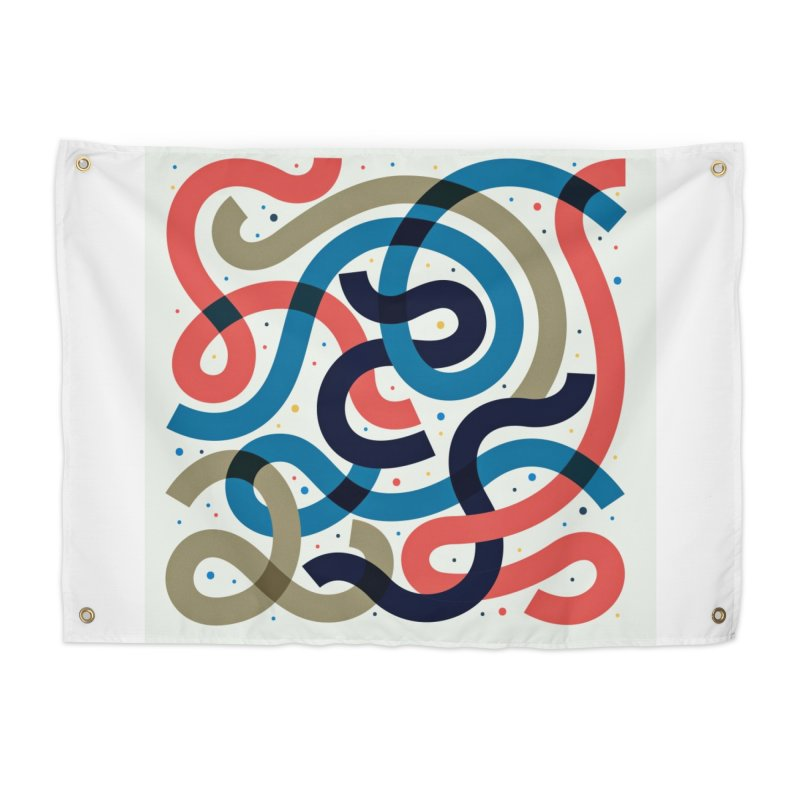 Snakes Home Tapestry by scriptandseal's Artist Shop