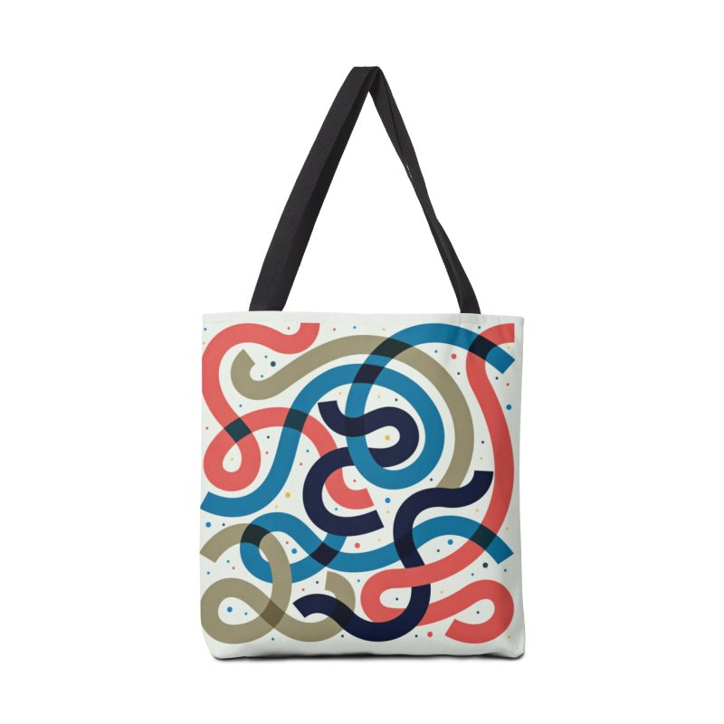 Snakes Accessories Bag by scriptandseal's Artist Shop