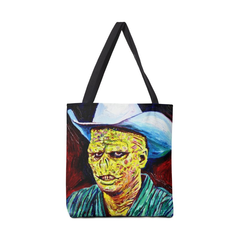 nobody Accessories Tote Bag Bag by paintings by Seamus Wray