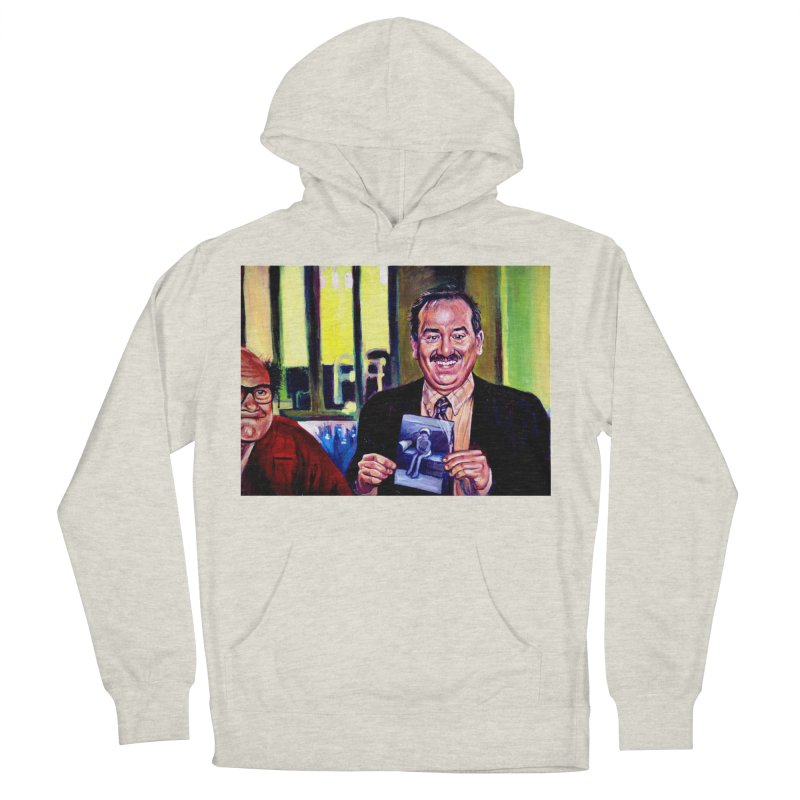 It's Art! Men's French Terry Pullover Hoody by paintings by Seamus Wray