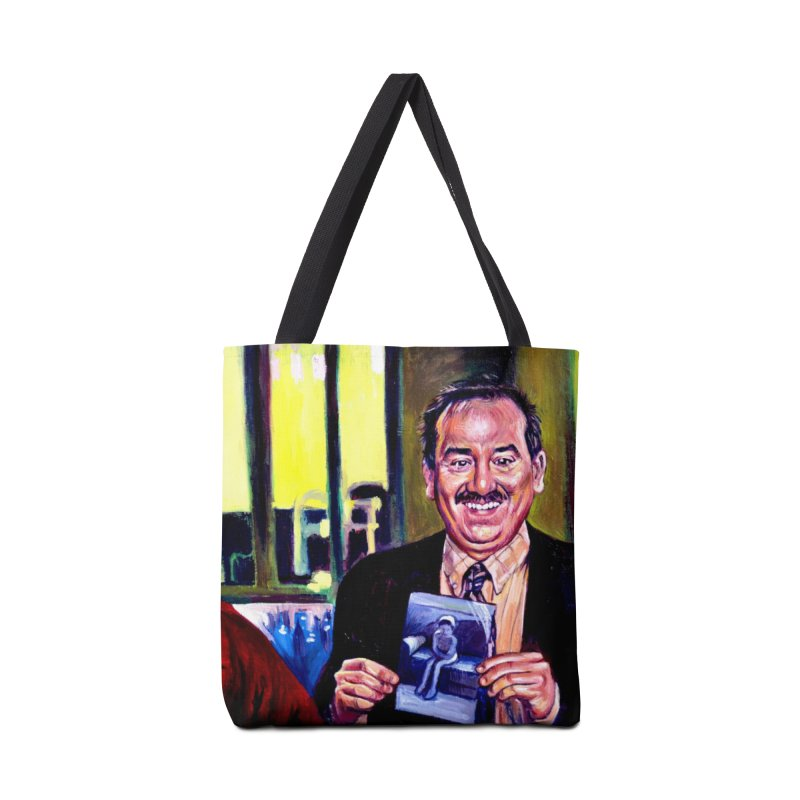 It's Art! Accessories Tote Bag Bag by paintings by Seamus Wray