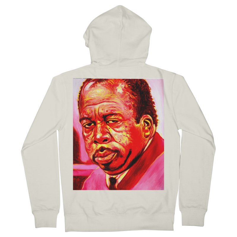 stanley Women's French Terry Zip-Up Hoody by paintings by Seamus Wray
