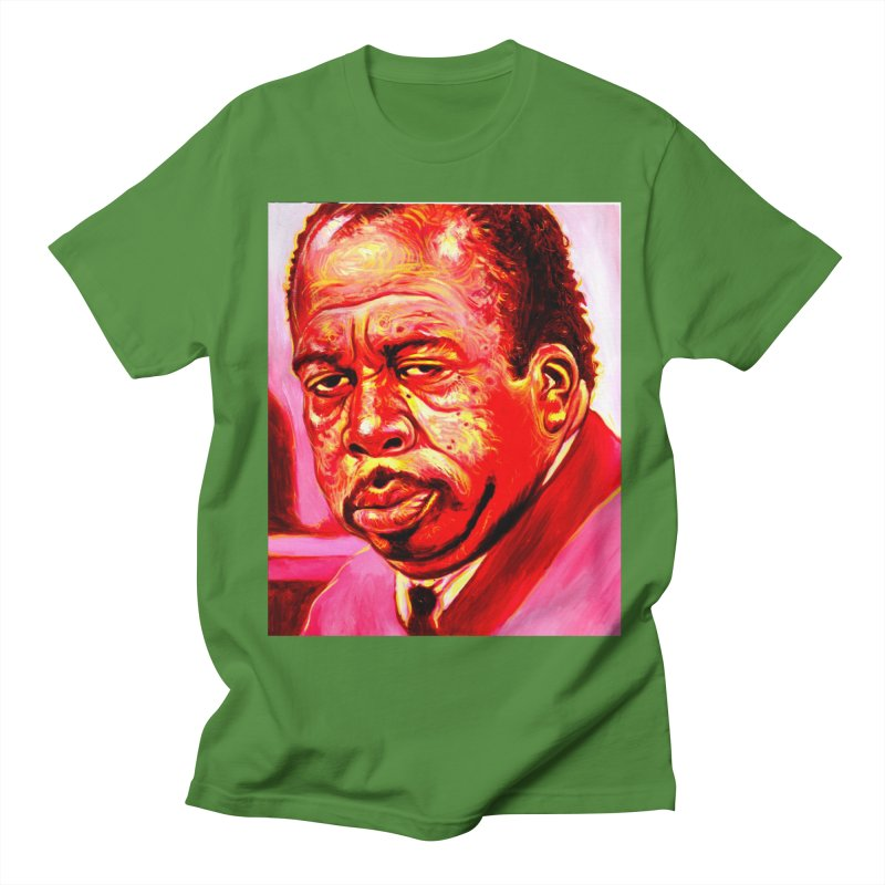 stanley Men's Regular T-Shirt by paintings by Seamus Wray