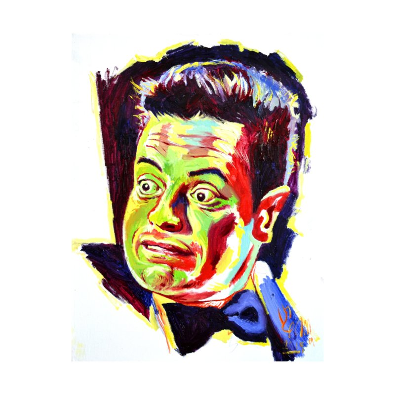 rami by paintings by Seamus Wray